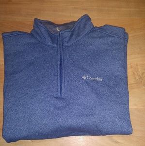 Other - Columbia 1/4 zip pullover